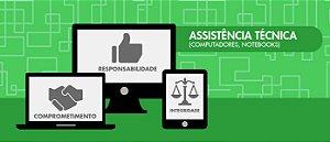 Serviço - Formatação/Reinstalação de Windows/Linux para Computadores ou Notebooks. (12 a 24 horas)