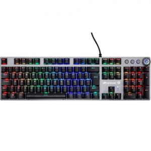 Teclado Fortrek Gamer Mecanico RGB K7