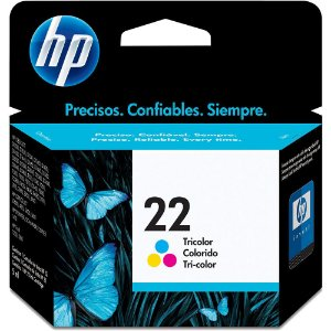 Cartucho Hp 022 Color