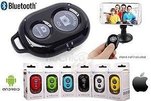 controle para tira fotos com o celular via blutuff