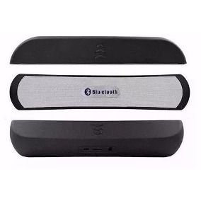 Caixa Som Bluetooth Portatil Mp3 Be-13 - PretaCaixa Som Bluetooth Portatil Mp3 Be-13 - Preta