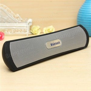 Caixa Som Bluetooth Portatil Mp3 Be-13 - Preta