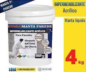 MANTA LIQUIDA PAREDE 4KG - www.lojadoimpermeabilizante.com.br