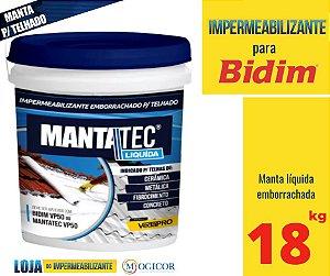 MANTA LIQUIDA 18 kg IMPERMEABILIZANTE LAJE - www.lojadoimpermeabilizante.com.br