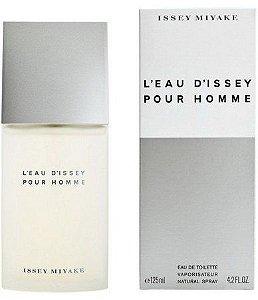 Perfume Masculino L'eau D'issey Pour Homme Eau De Toilette 125ml