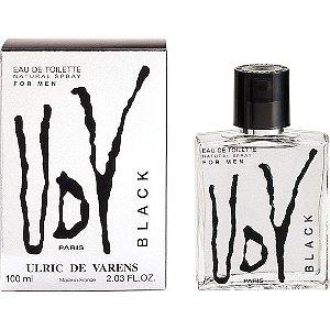 Perfume Masculino UDV Black Ulric de Varens Eau de Toilette 100ml