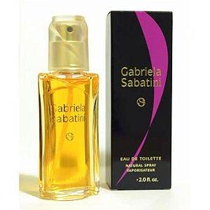 Perfume Feminino Gabriela Sabatini Eau De Toilette 60ml - Gabriela Sabatini