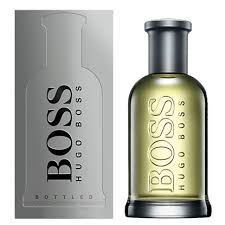 Perfume Masculino Hugo Boss Bottled Eau De Toilette 100ml