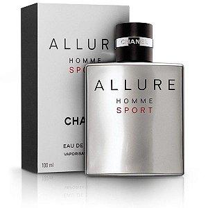 Perfume Masculino Allure Homme Sport Eau De Toilette 100ml