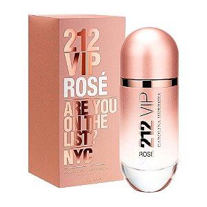 Perfume Feminino 212 Vip Rosé Eau De Parfum 50ml - Caroline Herrera