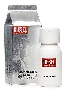 Perfume Masculino Diesel Plus Plus Eau De Toilette 75ml - Diesel