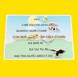 Música Pintinho Amarelinho