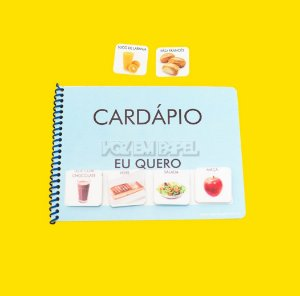 Cardápio Portátil