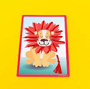 Prancha de Alinhavo Leão