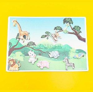 Cenário Animais Selvagens