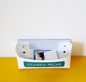 Caixa guarda peças