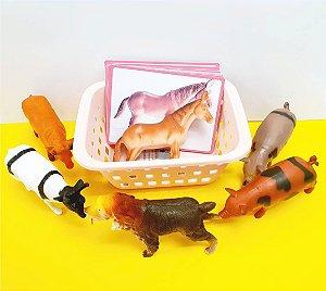 Kit de Animais da Fazenda
