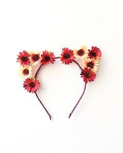 Gatinha Floral