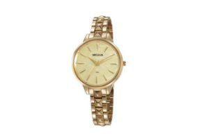 4c2b37fd510 Relógio Seculus Feminino Fashion Dourado 77029lpsvds1