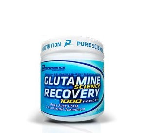 GLUTAMINA RECOVERY 300G PERFORMANCE NUTRITION