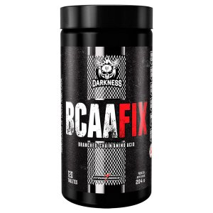 BCAA FIX 120 TABS DARKNESS INTEGRALMEDICA