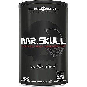 MR SKULL 44 PACKS - BLACK SKULL