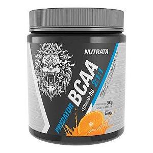 BCAA 300G LARANJA - NUTRATA