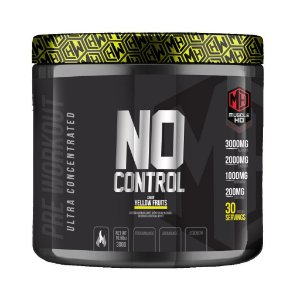 NO CONTROL 30 DOSES - MUSCLE HD