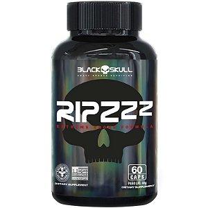 RIPZZZ (MELATONINA) 60 TABS - BLACK SKULL