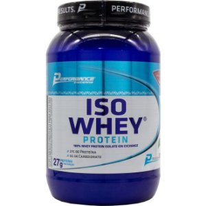 ISO WHEY 900G - PERFORMANCE NUTRITION