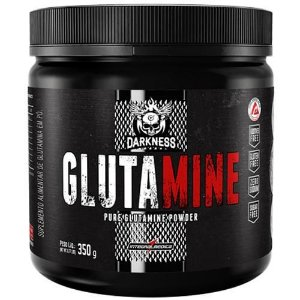 GLUTAMINA 350G - INTEGRALMEDICA DARKNESS