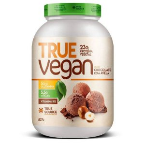 TRUE VEGAN (WHEY VEGANO) 837G - TRUE SOURCE
