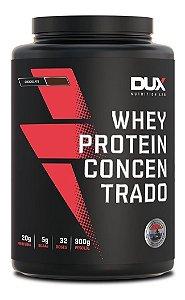 WHEY PROTEIN CONCENTRADO 900G - DUX NUTRITION