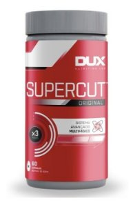 SUPERCUT (EMAGRECEDOR) 60 CAPS - DUX NUTRITION