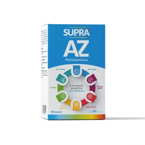 SUPRA POLIVITAMINICO AZ 60CAPS/500MG - HERBAMED