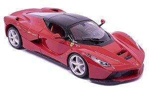 Ferrari La Ferrari Vermelha - Bburago 1:24