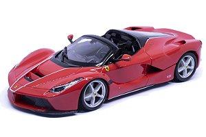 La Ferrari Aperta Vermelha - Burago 1:24