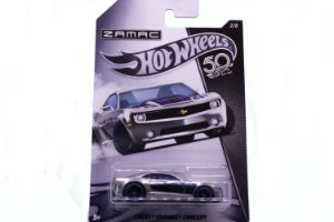 Carrinho Hot Wheels Zamac Chevy Camaro Concept - FRN23 Mattel