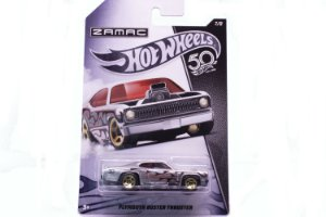 Carrinho Hot Wheels Zamac Plymouth Duster Thruster - FRN23 Mattel