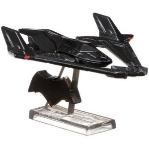 Hot Wheels Premium Batwing - Batman vs Superman DC Comics - DMC55 Mattel 3/6