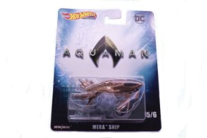 Hot Wheels Premium Mera Ship - Aquaman DC Comics - DMC55 Mattel 5/6