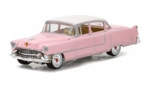 Elvis Presley - 1955 Cadillac Fleetwood Series - California Collectibles - Greenlight 1:64