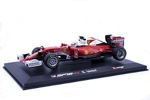 Formula 1 Scuderia Ferrari SF16-H - #5 Sebastian Vettel (2016) - Burago 1:32