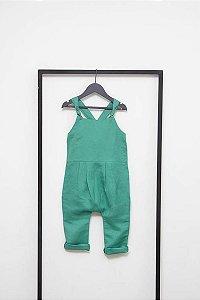 Macacao verde (Infantil)