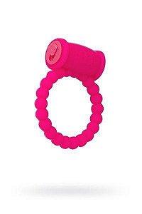 Q-TOYS COCK RING - Anel Peniano com Vibrador | Medida Interna: 3,5 cm - 769005