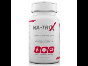 MATRIX - Suplemento Mineral