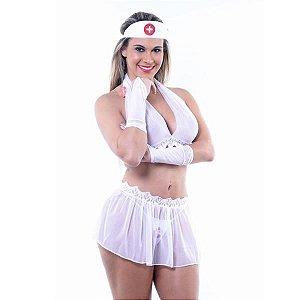 FANTASIA - Doutora Le Rouge FF108 | Tamanho: U