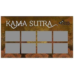 RASPADINHA KAMA SUTRA - Hetero