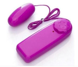 VIBRO OVO VIBRATING EGG HQ - ROXO