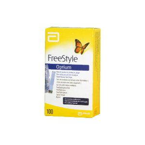 FREESTYLE OPTIUM 100 TIRAS